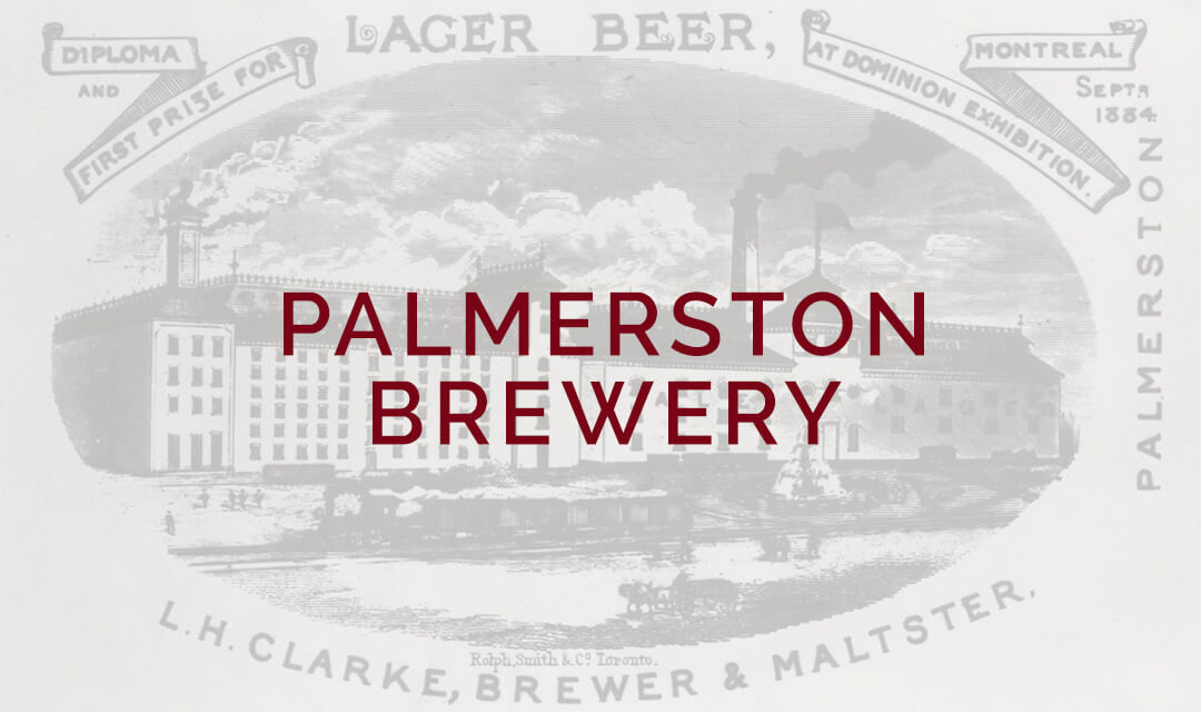 The Palmerston Brewery