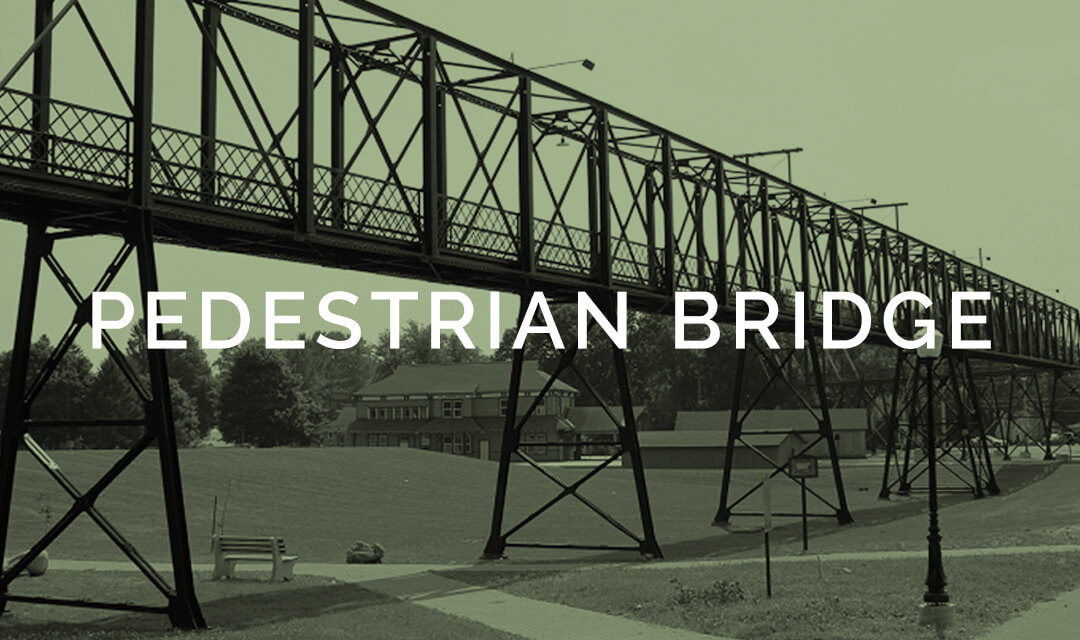 Palmerston's Pedestrian Bridge
