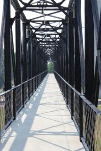 palmerston pedestrian bridge