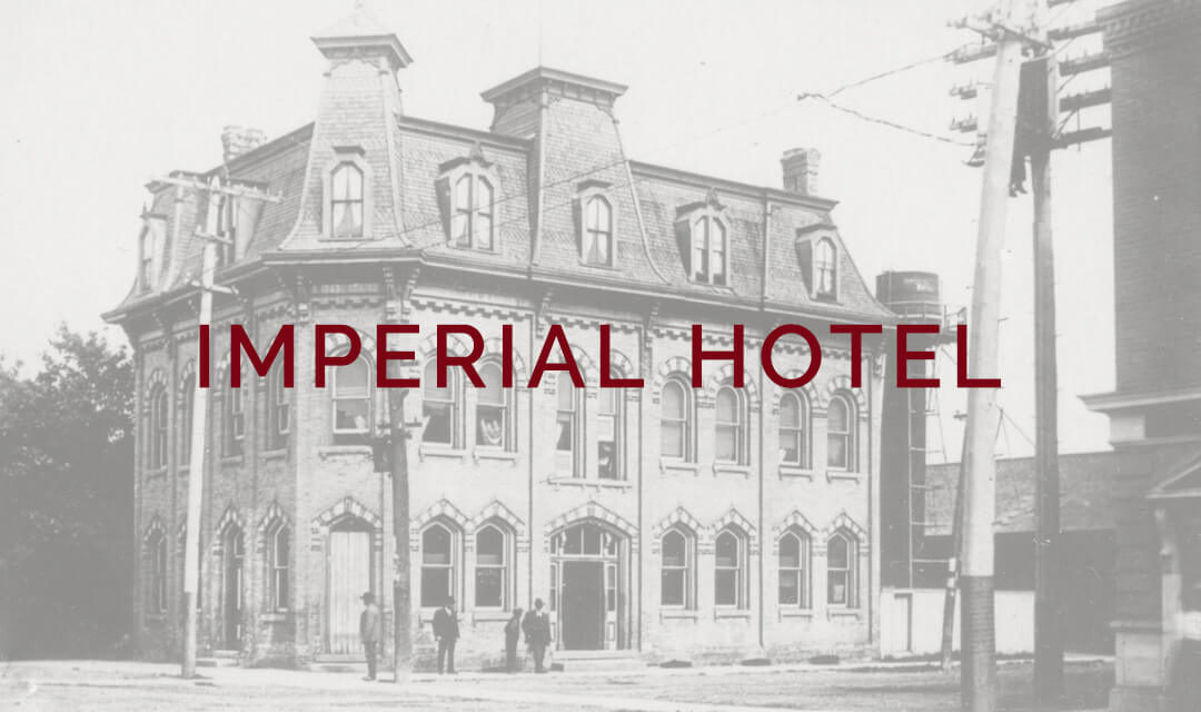 palmerston ontario imperial hotel