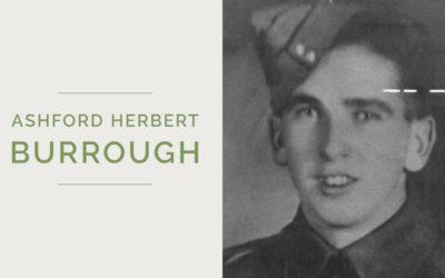 Ashford Herbert Burrough