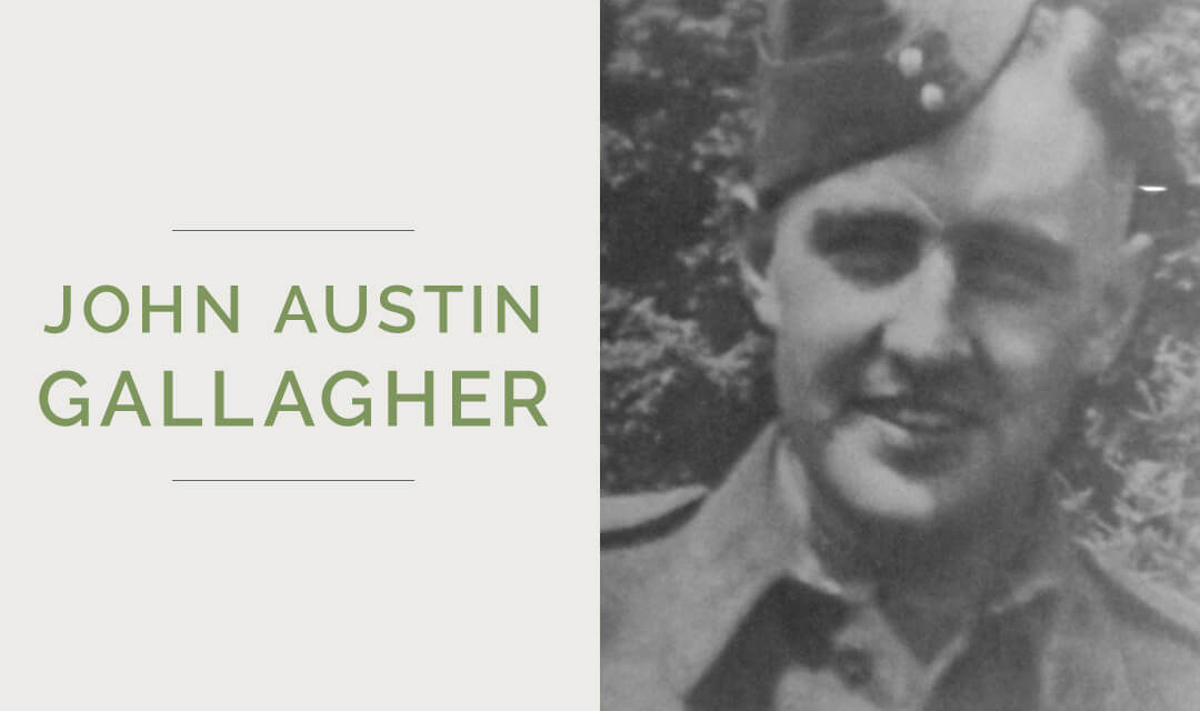 palmerston military john austin gallagher