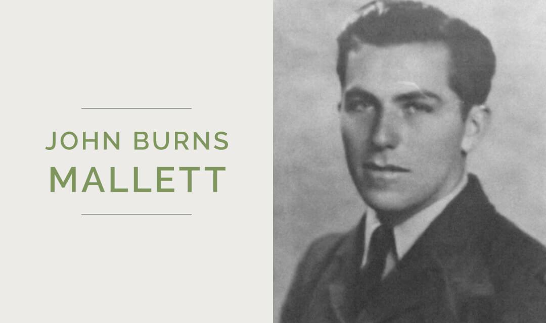 John Burns Mallett