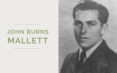 John Burns Mallett