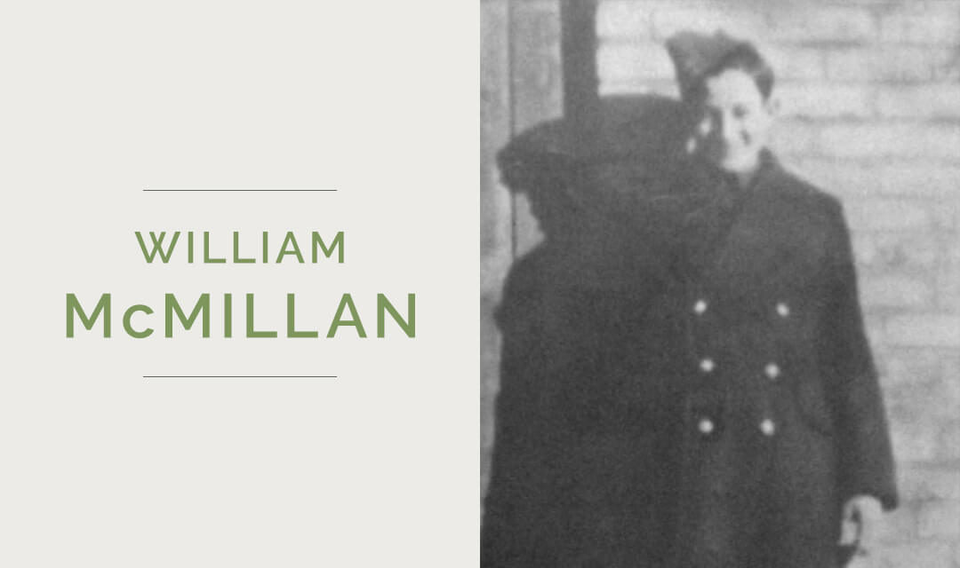 "William ""Bill"" McMillan"