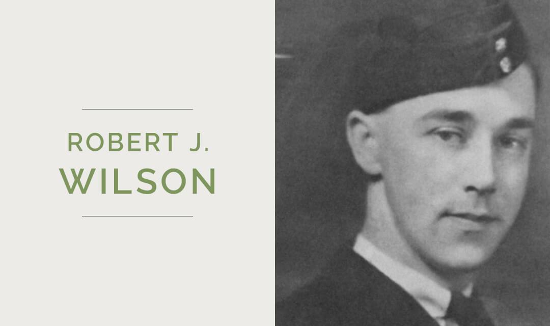 palmerston military robert j. wilson