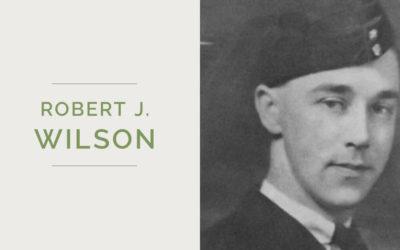 Robert J. Wilson