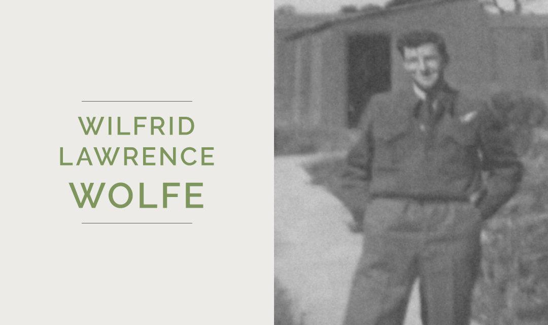 Wilfrid Lawrence Wolfe