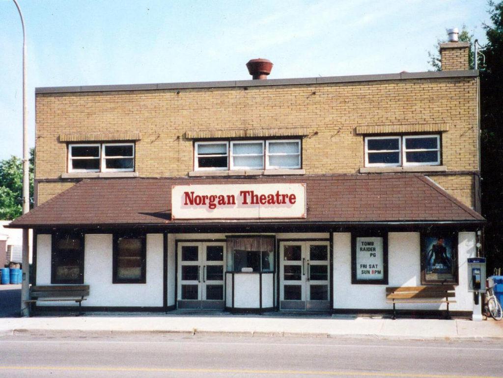 palmerston norgan theatre 1990