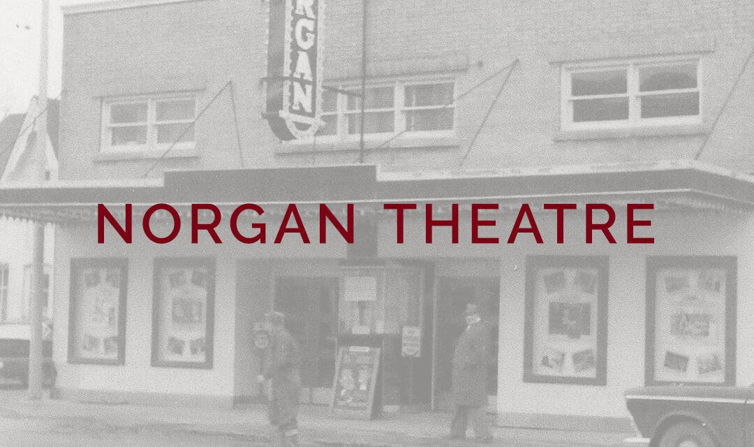 palmerston ontario norgan theatre 1960
