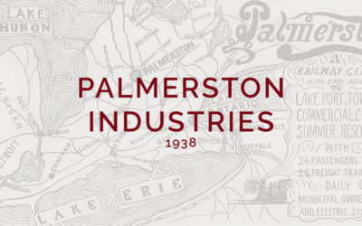 Palmerston Businesses in 1938